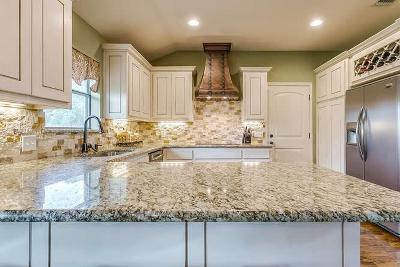 Azle Single Family Home Active Option Contract: 1601 Florence Drive