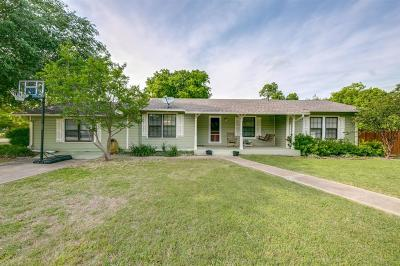 Red Oak Single Family Home Active Option Contract: 207 College Street