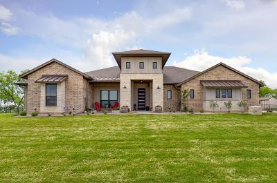 Aledo Single Family Home For Sale: 109 Maravilla Drive