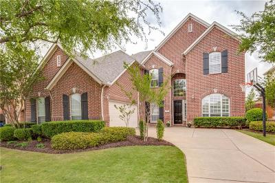 McKinney Single Family Home Active Option Contract: 8224 Old Hickory Lane