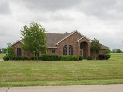 Royse City Single Family Home For Sale: 455 Country Manor Lane