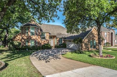 Southlake, Westlake, Trophy Club Single Family Home Active Option Contract: 103 Pebble Beach Drive