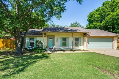 Fort Worth Single Family Home For Sale: 1908 Dakar Road W