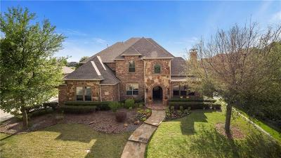 McKinney Single Family Home For Sale: 308 Riviera Drive