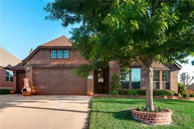 Fort Worth Single Family Home Active Contingent: 12029 Hathaway Drive