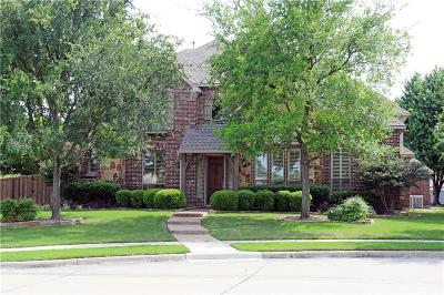 Allen Single Family Home Active Contingent: 1101 Padre Circle