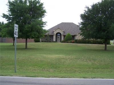 Crowley Single Family Home For Sale: 2333 Longhorn Trail