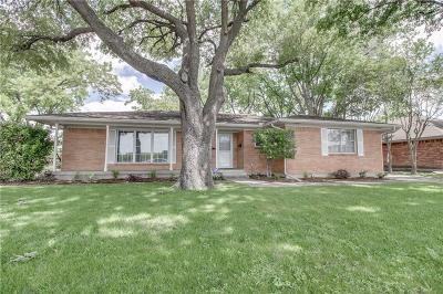 Dallas Single Family Home For Sale: 3016 Green Meadow Drive