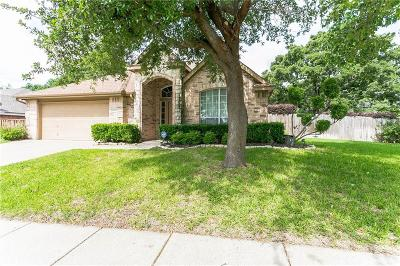 North Richland Hills Single Family Home For Sale: 7125 Herman Jared Drive