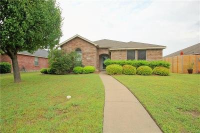 Royse City Single Family Home For Sale: 1508 Hardy Drive