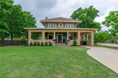 Forney Single Family Home For Sale: 600 S Center Street