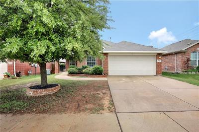 Fort Worth Single Family Home For Sale: 15513 Gatehouse Drive