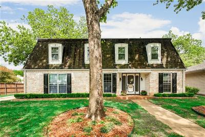 Richardson Single Family Home For Sale: 605 Laguna
