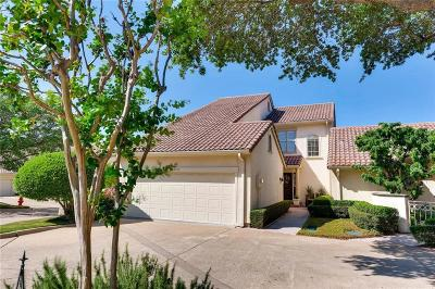 Irving Townhouse Active Option Contract: 4710 O Connor Court