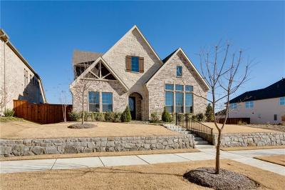 Frisco Single Family Home For Sale: 8710 Bullrush Road