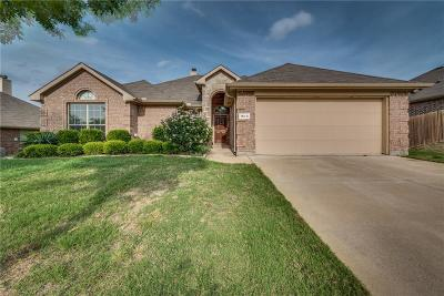 Midlothian Single Family Home Active Option Contract: 1610 Melanie Trail