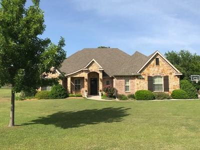 Aledo Single Family Home Active Option Contract: 109 Ruth Court