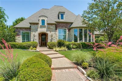Mckinney Single Family Home For Sale: 6604 Knollwood Drive