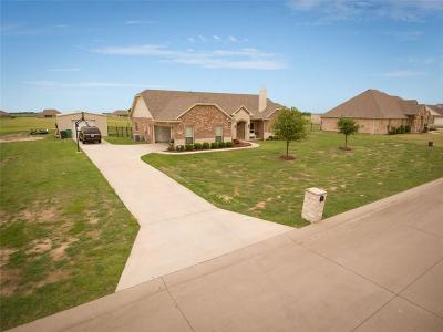 Caddo Mills Single Family Home Active Option Contract: 4045 Hackberry Circle
