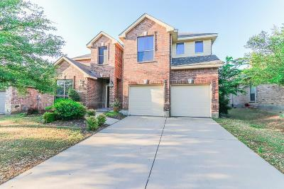 Melissa Single Family Home For Sale: 2608 Katie Trail