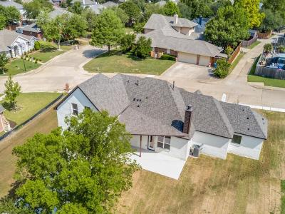 Rockwall Single Family Home For Sale: 1033 Midnight Pass