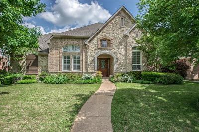 Richardson Single Family Home Active Option Contract: 4713 Ravendale Drive