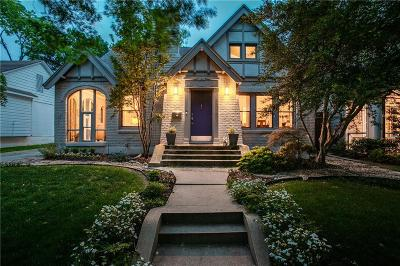 University Park TX Single Family Home Active Option Contract: $1,019,000