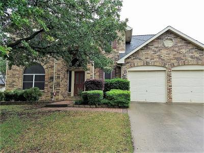 Fort Worth Single Family Home For Sale: 8113 Union Lake Drive