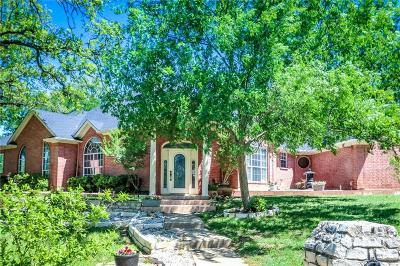 Mansfield Single Family Home For Sale: 115 Willow Creek Circle