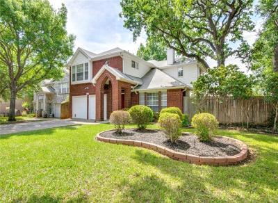 Grapevine Single Family Home For Sale: 1719 Brettenmeadow Drive