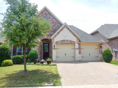 Fort Worth Single Family Home For Sale: 4508 Lakeside Hollow Street
