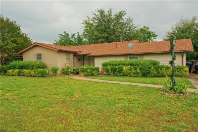 Irving Single Family Home For Sale: 3510 Princeton Drive