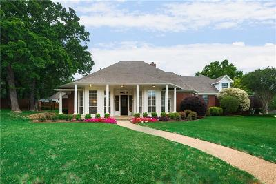 Southlake Single Family Home Active Option Contract: 1000 Meadow Court