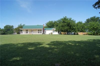 Weatherford Single Family Home For Sale: 1308 Thompson Road