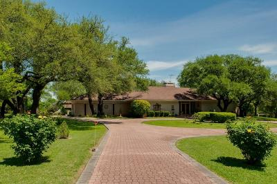 Fort Worth Single Family Home For Sale: 10500 Cactus Trail