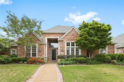 Coppell Single Family Home For Sale: 1509 Cuttingham Court