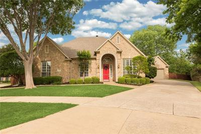 Southlake, Westlake, Trophy Club Single Family Home Active Option Contract: 1403 Chelsea Circle