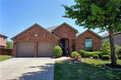 Forney Single Family Home Active Option Contract: 113 Kelli Drive