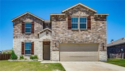 Melissa Single Family Home For Sale: 3001 Hickory Ridge