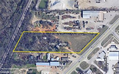 Denton Commercial Active Option Contract: 3200 Fort Worth Drive