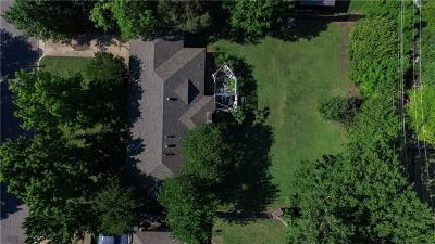 Single Family Home Active Option Contract: 11730 Jamestown Road