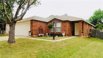 Fort Worth Single Family Home For Sale: 5321 Los Altos Road