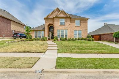 Keller Single Family Home For Sale: 1607 Branchview Court