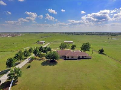 Forney Single Family Home For Sale: 10895 County Road 212