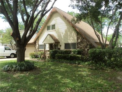 Irving Single Family Home For Sale: 2305 W 11th Street