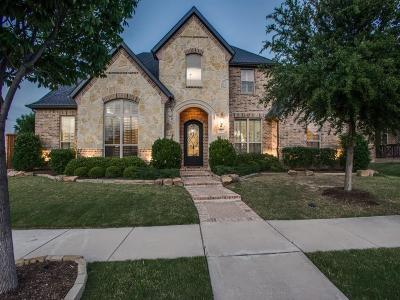 Lewisville Single Family Home Active Option Contract: 501 Glastonburg Lane