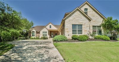 Granbury Single Family Home For Sale: 3907 Homestead Court