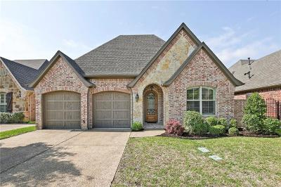 Keller Single Family Home Active Option Contract: 716 Silver Lake Drive