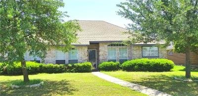 Wylie Single Family Home For Sale: 1120 Old Knoll Drive