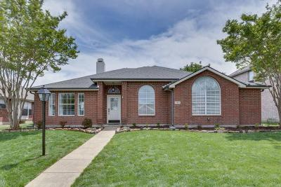 Rowlett Single Family Home Active Contingent: 8410 Greenspoint Drive